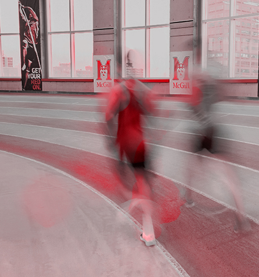 McGill Athletics Enhancing training, competition and recreation facilities